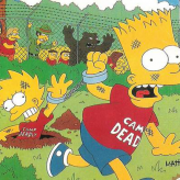 The Simpsons: Escape From Camp Deadly