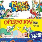 3 In 1: Mousetra, Simon, Operation