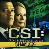 CSI: Crime Scene Investigation - Deadly Intent - The Hidden Cases
