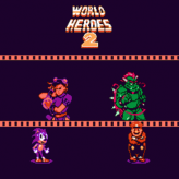 Classic World Heroes 2