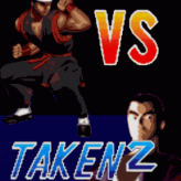 V.R Fighter Vs Taken2