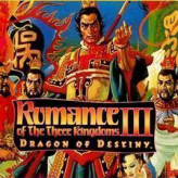 Romance Of The Three Kingdoms III: Dragon Of Destiny